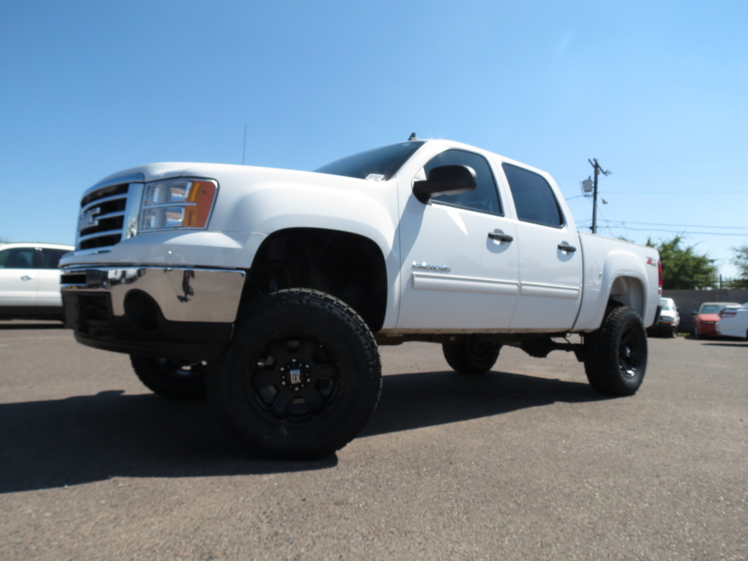 Latest Lifted Trucks Arizona Lifted Trucks